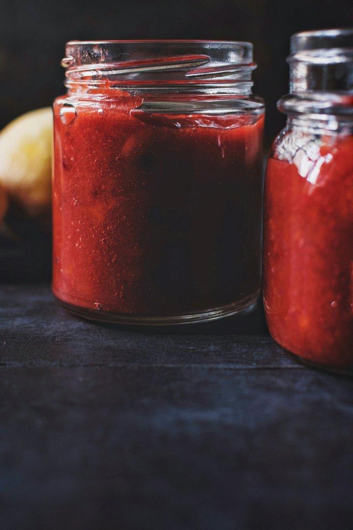 Peach – Plum Jam (lowsugar)